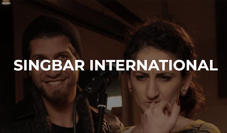 Singabr International header image